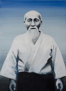 Portrait of O-Sensei